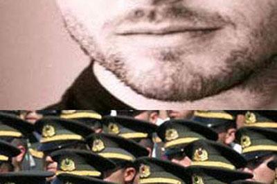 Türban sarık cüppe ve sakal orduevine girecek