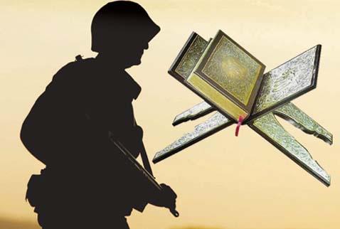 Askeri okullarda Kuran-ı Kerim eğitimi başladı