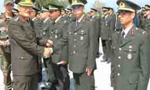1067 subay kendi isteğiyle emekli oldu.