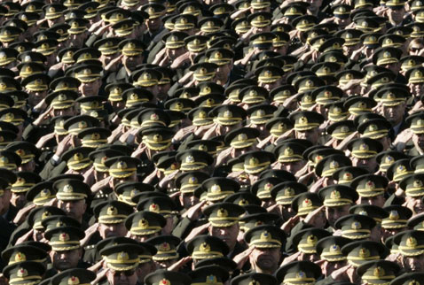 'İffetsiz'le evlenen asker ordudan atılacak