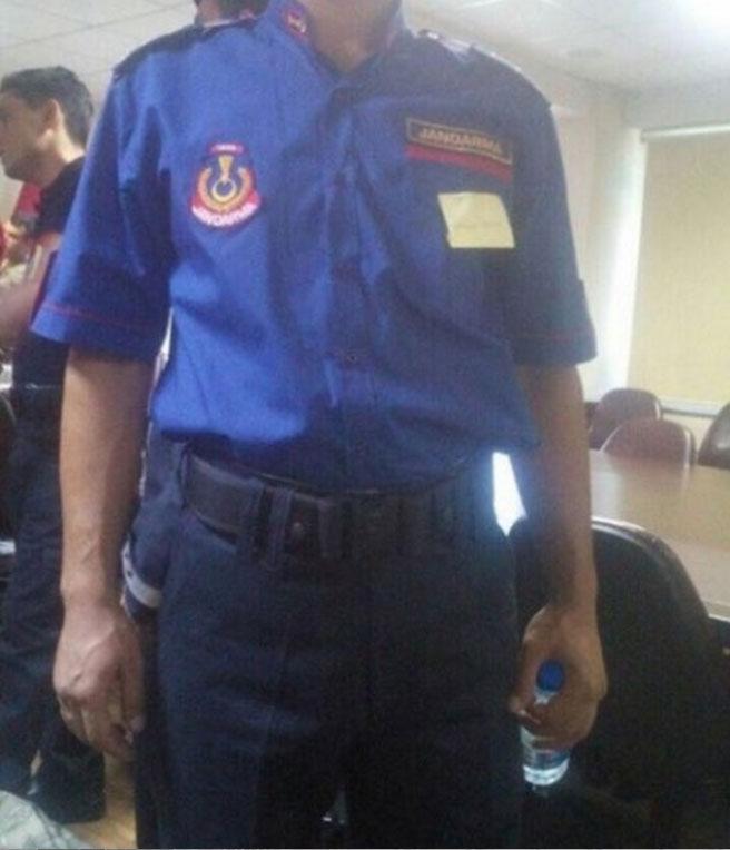 Jandarma üniformasının rengi değişti
